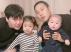 장범준, 의병전역 이후 근황..두 아이와 덤덤한 미소
