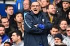 """첼시 선수들 """"사리 남으면 내가 떠나겠다"""" 에이전트에 요청"""