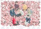 방탄소년단, 5월 스타디움 투어..미국 LA 스타트(공식)