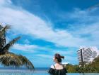 """걸스데이 유라, 괌에서 자유로운 일상..""""최고 예쁘다"""""""
