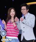 김국진♥강수지, 오늘(23일) 결혼..가족 축복 속 정식 부부된다
