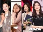 박진희·유진→'지성♥'이보영까지...두 아이 엄마된 '슈퍼★맘'