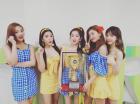 """""""역시 서머퀸""""..레드벨벳, 음원+음반+음방 ALL '파워 업'"""