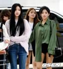 (여자)아이들 수진-전소연, '사랑스러운 두 소녀'