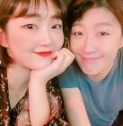 """""""사랑하는 이모""""..故최진실 딸 최준희, 홍진경과 추석 데이트"""