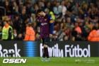 '메시 멀티골' 바르셀로나, 베티스에 3-4 충격패...홈 무패 기록도 중단