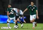메시 없는 아르헨티나, 안방서 멕시코 2-0 제압