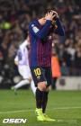 '축구의 신' 메시의 인간적인 모습, 여전한 PK 불안
