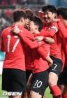 '손흥민 선제골-이재성 결승골' 한국, 콜롬비아에 2-1 승리...케이로스 첫 패배
