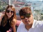 LA다저스 류현진, '♥배지현'과 알콩달콩 일상 사진 공개