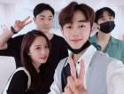 박지빈X허영생X배윤경, 지코 콘서트 즐긴 ★들