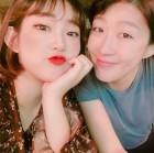 """故 최진실 딸 최준희, 홍진경과 데이트 """"사랑하는 진경이모"""""""