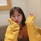 '현우♥'표예진, 안경도 잘 어울리네...물오른 미모