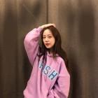 허영지, 분홍분홍해♥…하현우가 반한 비주얼