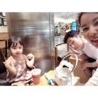 """""""제인이의 선택은?""""‥안현수♥우나리, 행복 괌 여행 근황"""