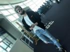 SS501 출신 김형준, 패션 센스 넘치는 공항 패션..월드투어 콘서트