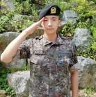 2PM 우영, 오늘(14일) 중대장 훈련병으로 수료식...자대 배치