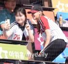 에이핑크 오하영 '팬서비스 최고에요'