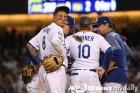 '1승 2패 열세' LA 다저스, 월드시리즈 진출 확률은 25%