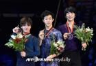 피겨 차준환, 김연아 이후 9년 만에 GP 파이널 동메달