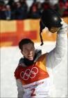 숀 화이트, 8년 만에 금메달…일본 선수는 추락 사고