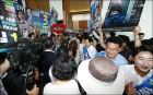 민주당의 '新텃밭' 부산…열기 과열?