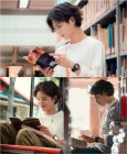 '남자친구' 박보검 스틸, 보는 것만으로 '청량'