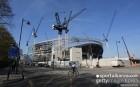 토트넘, 새 경기장 안전 문제 발생...개장 지연
