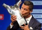 호날두, '유일' 8년 연속 UEFA 올해의 선수 후보