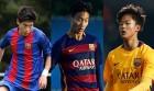 """한국인 바르사 3인방 언급, """"FIFA 징계 맞은 이들의 근황은?"""""""