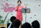'국민안내양' 가수 김정연, '소통+행복' 강사로 등판