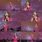 가수 윤수현, 여신 비주얼과 가장력으로 화제