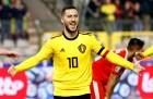 '아자르 멀티골' 벨기에, 러시아 3-1 완파