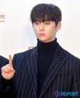 워너원 황민현, 팬들이 꼽은 '실물甲' 아이돌 1위
