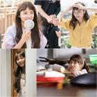 '마녀의사랑' 윤소희, 주방도 밝히는 '시선강탈' 미모