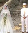 中 트랜스젠더 무용가 김성, 외국인 남편과 재혼식…이탈리아서 웨딩