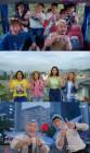 """""""즐거움엔 끝이 없다"""" tvN, 새 브랜드송 공개…강호동X유재석 총출동"""