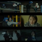 '빙의' 안은진, 송새벽 놀라게 만든 화려한 액션…반전 매력