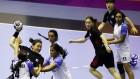'2연패 도전' 여자 핸드볼, 인도 완파하고 2연승