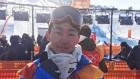 이광기, 남자 스노보드 월드컵 하프파이프 9위
