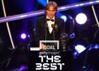 FIFA 올해의 선수 모드리치 연설에 우상 '눈물'