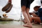 전 세계 자연재해로 몸살…폭염에 지진·산사태·폭우까지
