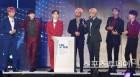 """방탄소년단, 소리바다 어워즈 대상 등 3관왕…""""아미의 삶도 특별해지길"""""""