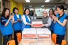 삼성·LG, 협력사-지역사회와 온정 나눠