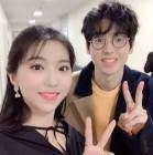 '삼청동 외할머니' 스텔라장, 의외의 인맥 화제…매드클라운과 '찰칵'