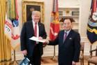 """'북한 신탁기금' 정책 반영…""""비핵화 협상 촉진 레버리지"""""""
