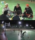 '아빠본색' 김창열, 아들과 몸싸움...농구 시합 중 남다른 승부욕 발동