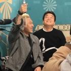 스윙스, 백종원과 인증샷 공개…'골목식당' 출연하나?