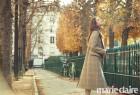혜리, 파리에서도 빛나는 미모…가을 여신의 자태
