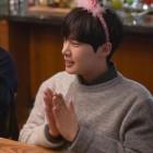 '깜찍 토끼 머리띠'...'SKY캐슬' 김동희, 비하인드 공개